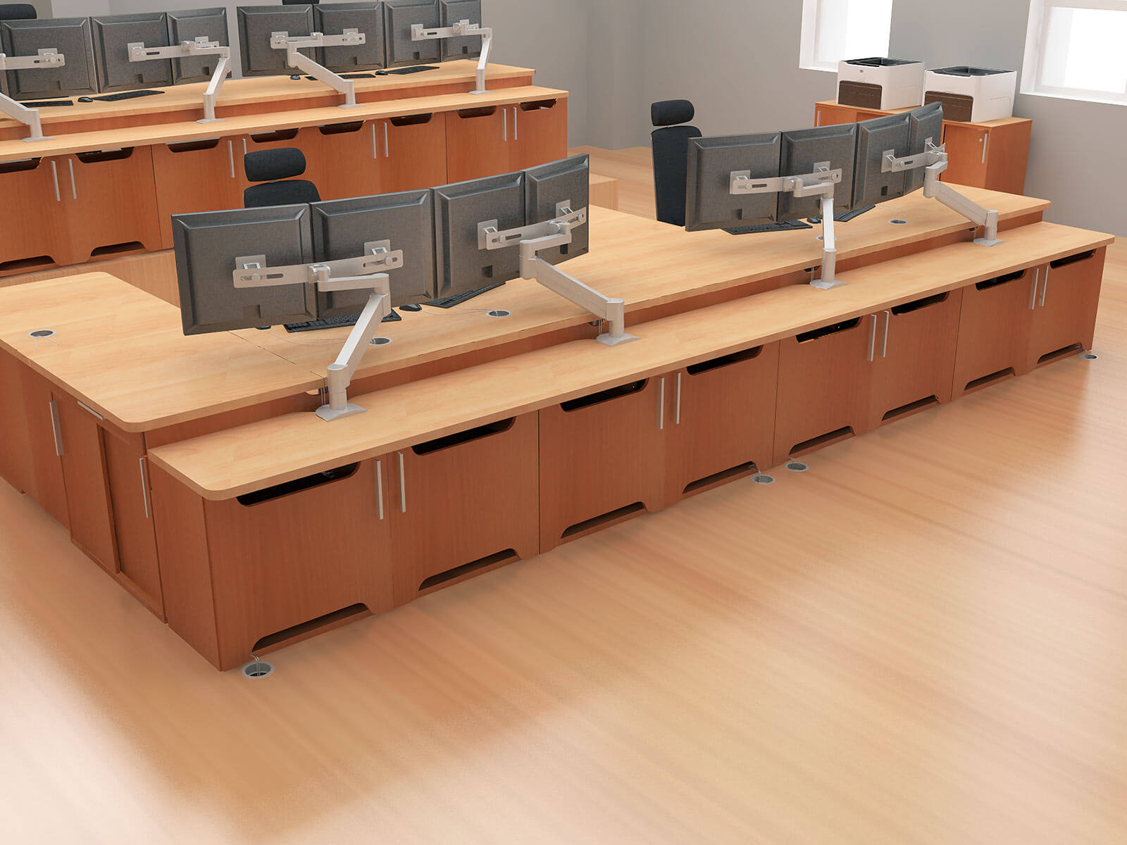 3D modeling specific furniture with high detalization, London, UK