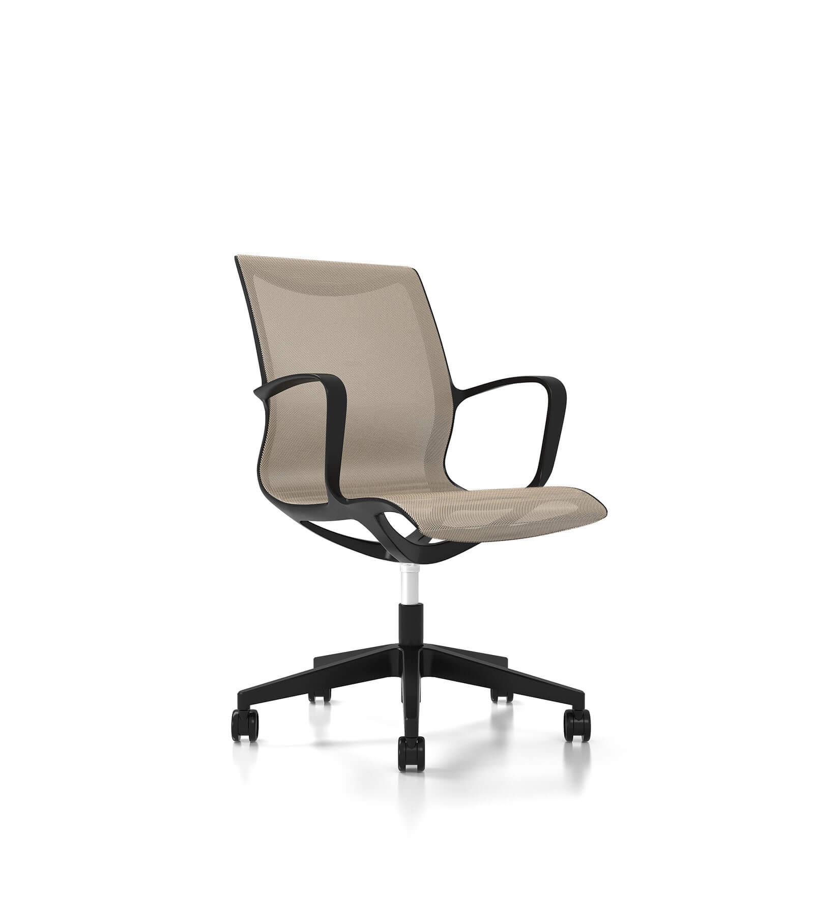 3D model of office chair, 3D visualisation, London, UK.