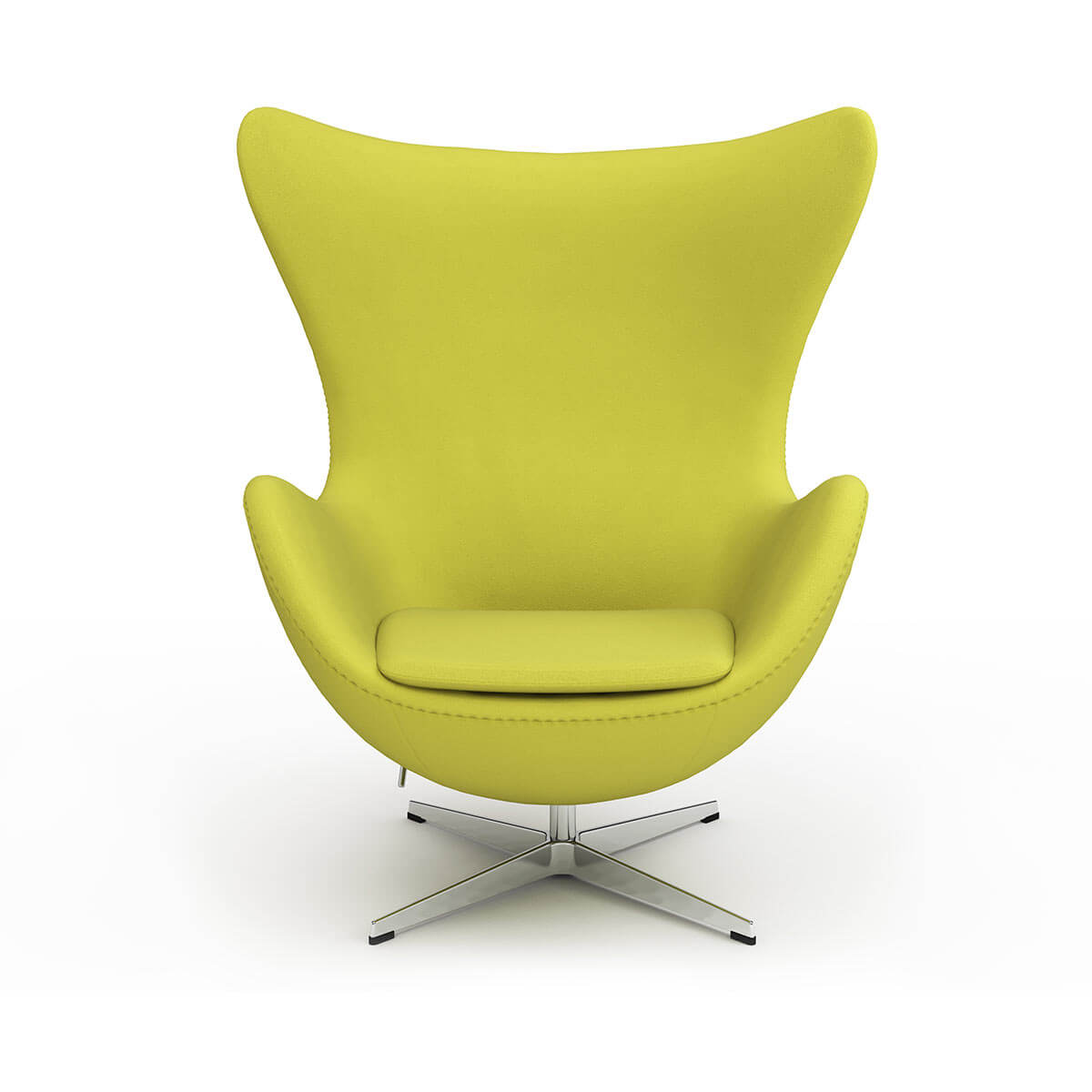 3D model of famous Egg chair, 3d modeling in London UK.
