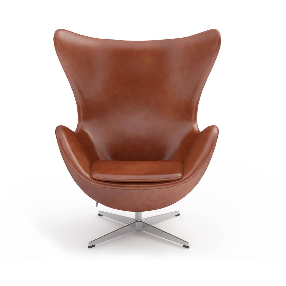 3D model of famous Egg chair, 3d modeling in London UK.