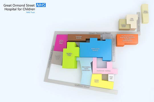 Corporate design for GOSH, heat exchanging system project, London UK.