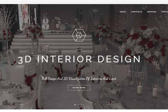 Web design and web development eCommerce, personal web-sites, portfolio, London, UK.