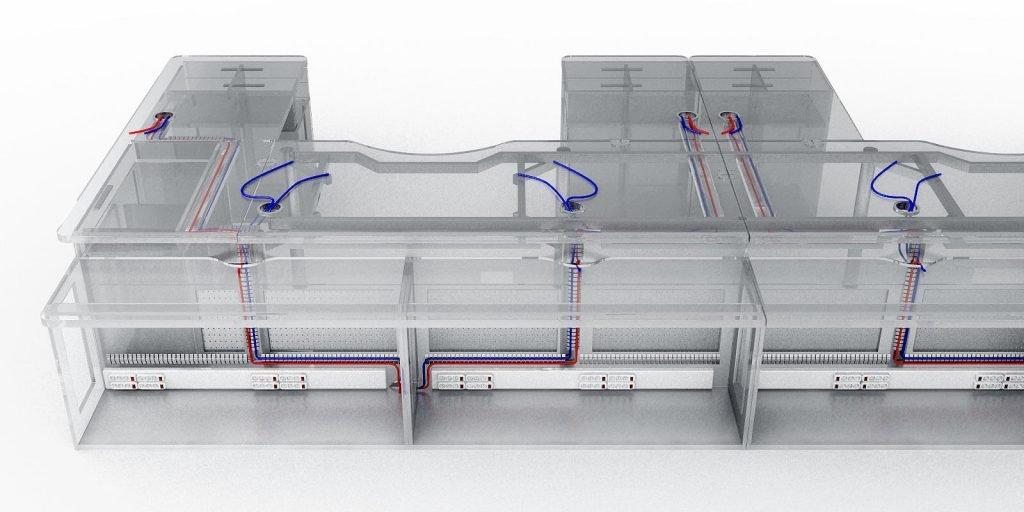 3D modeling specific furniture with high detalization, London, UK