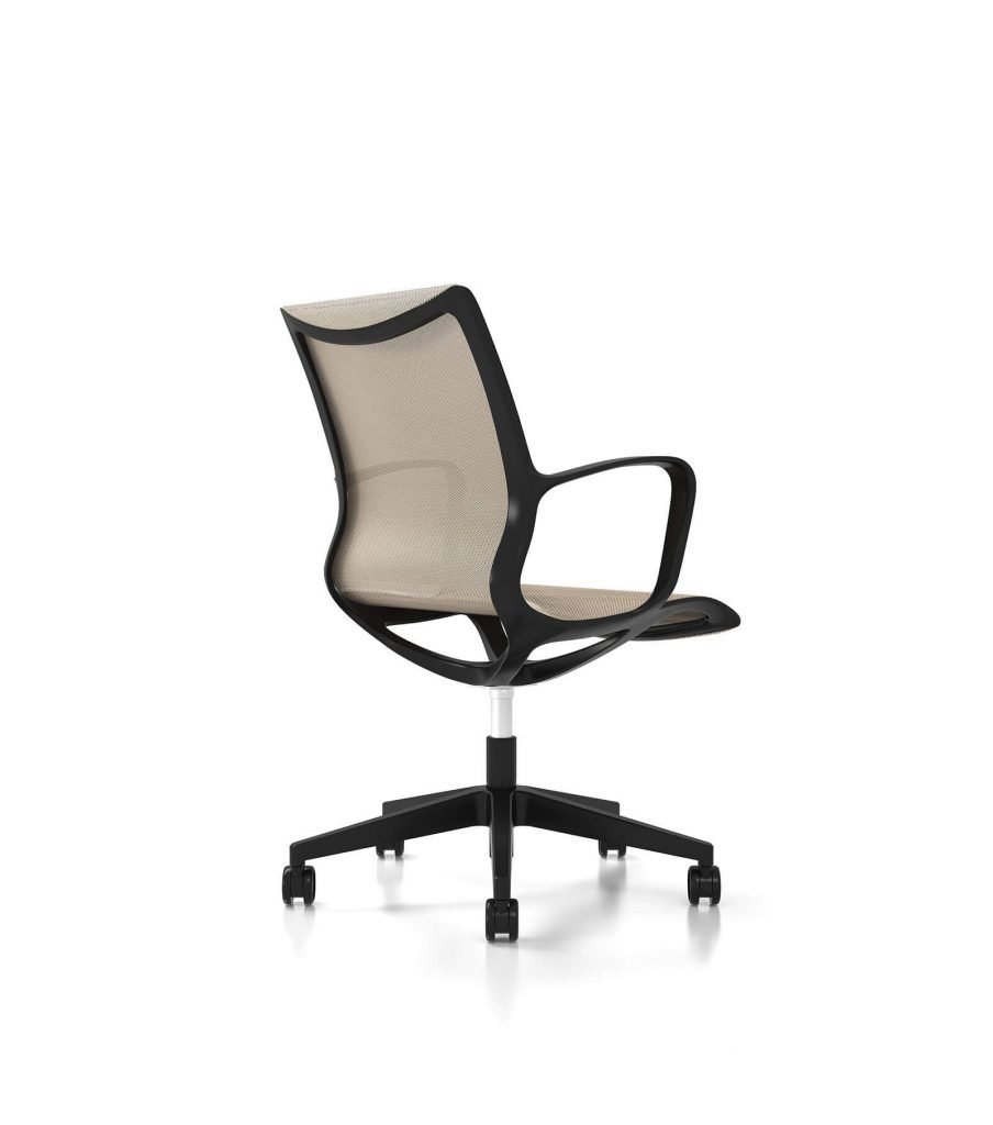 3D model of office chair, 3D visualisation, London, UK.